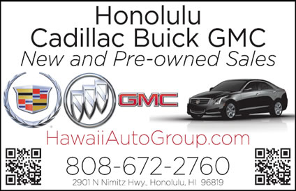Honolulu Cadillac