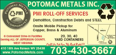 Potomac Metals Inc