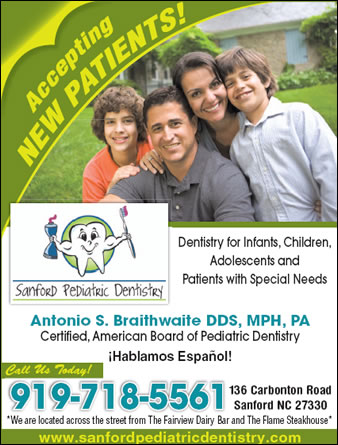 Sanford Pediatric Dentistry