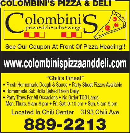 Colombini's Pizza & Deli