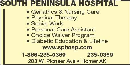 South Peninsula Hospital Orthopedic Clinic