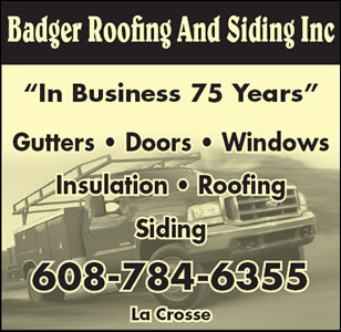 Badger Roofing & Siding