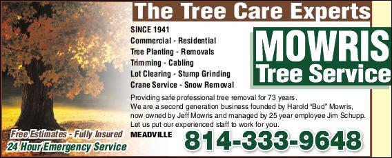 Mowris Tree Service