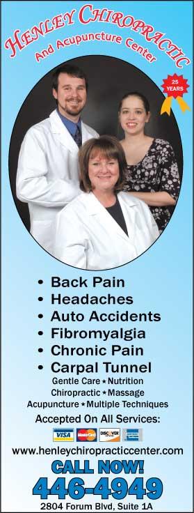 Henley Chiropractic & Acupuncture Center