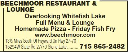 Beechmoor Restaurant & Lounge