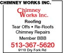 Chimney Works Inc