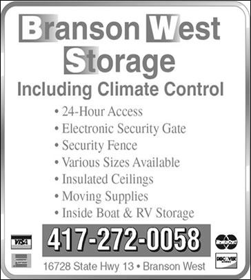 Branson West Storage-Grand Rental Station