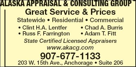 Alaska Appraisal & Consulting Group
