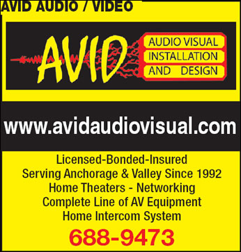 AVID Audio / Video