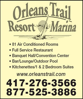 Orleans Trail Motel & Restaurant