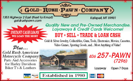 Gold Rush American Pawn & Motorcycle Company