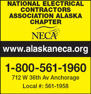 National Electrical Contractors Association Alaska Chapter