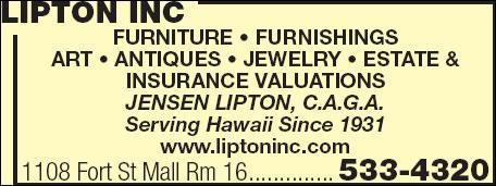 Lipton Inc