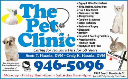 Pet Clinic The