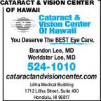 Cataract & Vision Center Of Hawaii