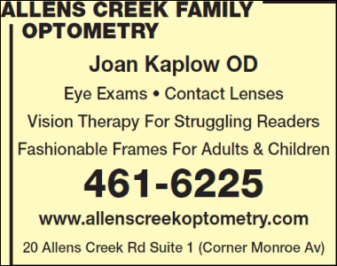 Allens Creek Family Optometry