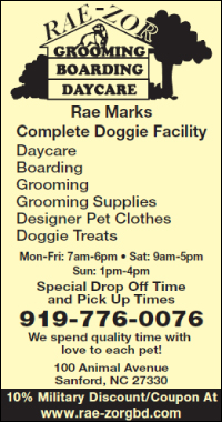 Rae-Zor Grooming Boarding & Daycare