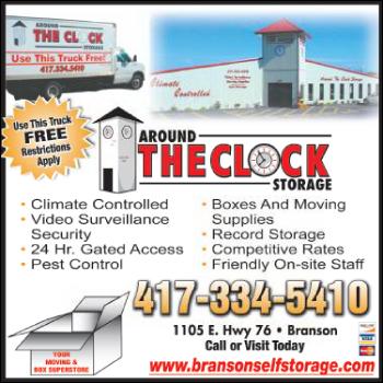 Around The Clock Storage