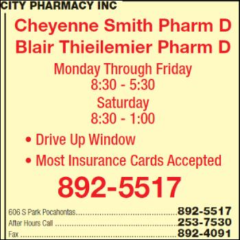 City Pharmacy Inc
