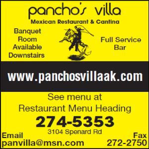 Pancho's Villa