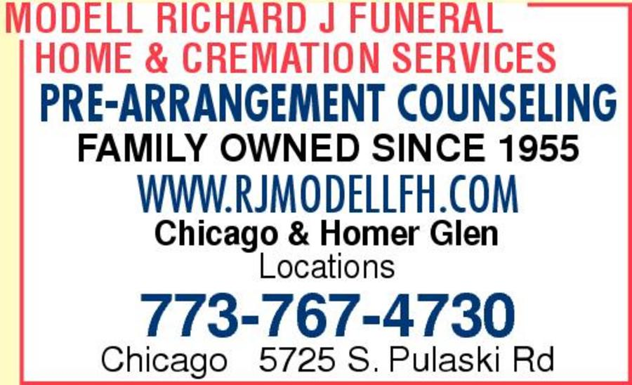 Modell, Richard J. Funeral Home & Cremation Services