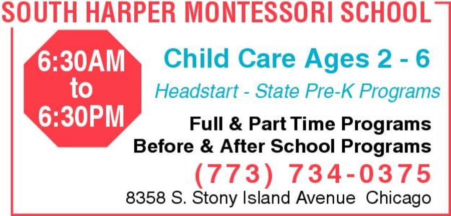 South Harper Montessori School