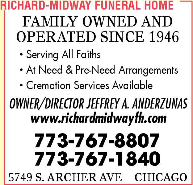 Richard-Midway Funeral Home