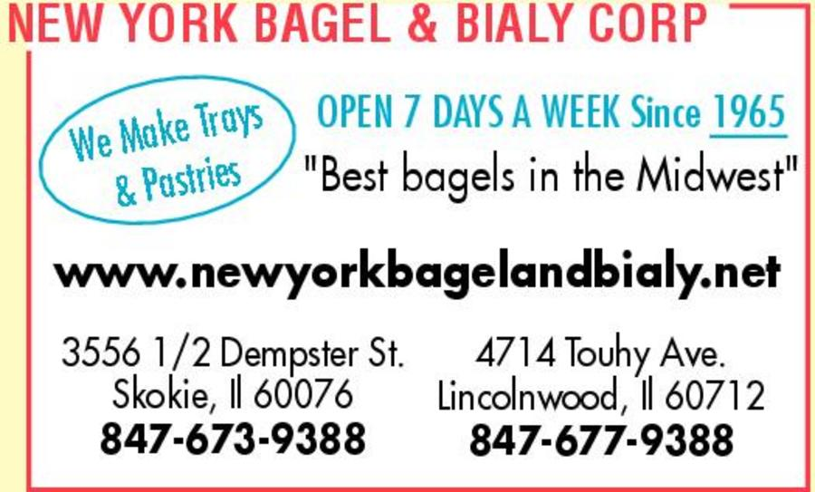 New York Bagel & Bialy Corporation