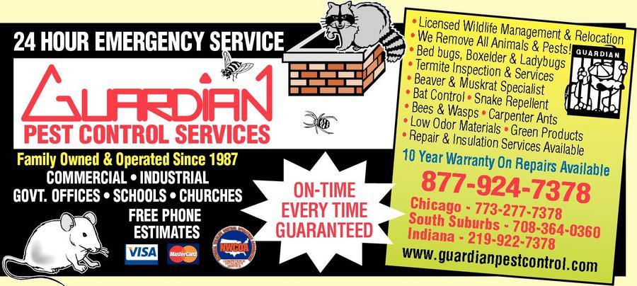 Guardian Pest Control Services