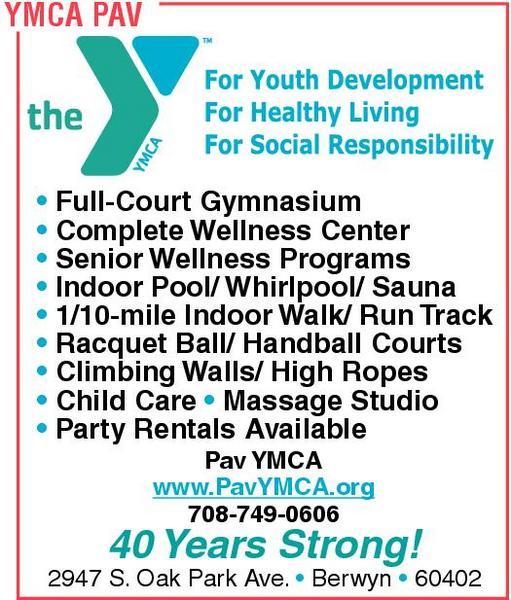 Pav YMCA