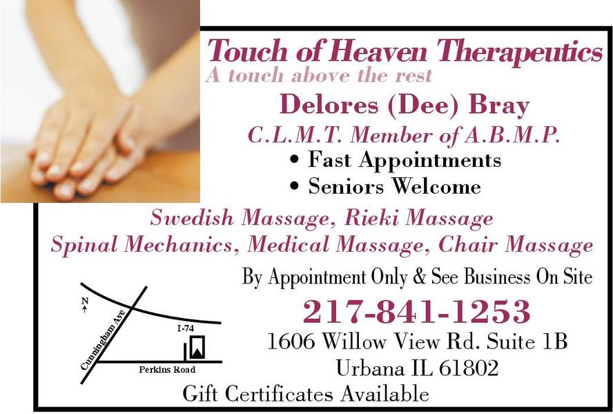 Touch Of Heaven Therapeutics