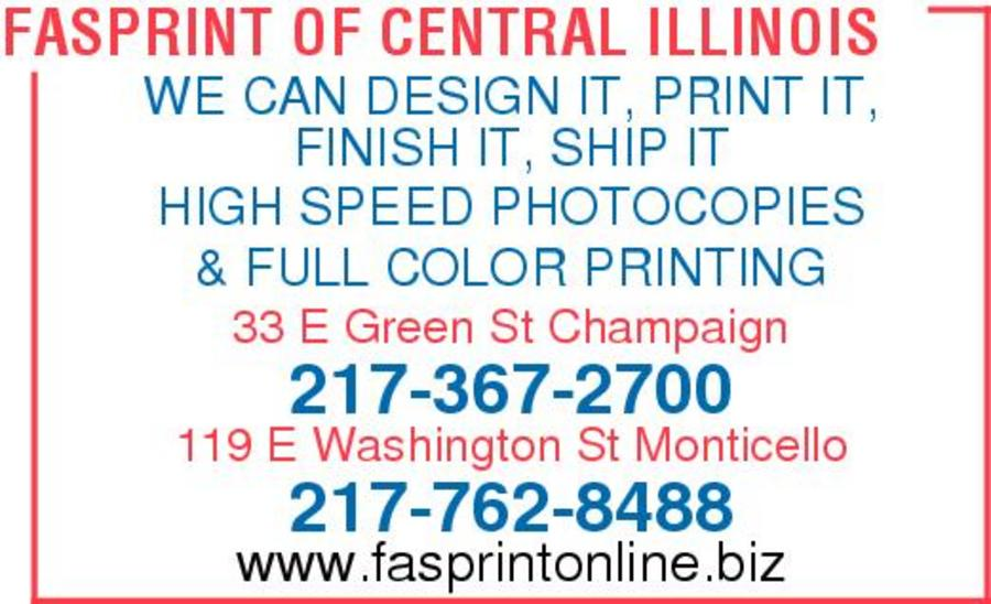 Fasprint Of Central Illinois