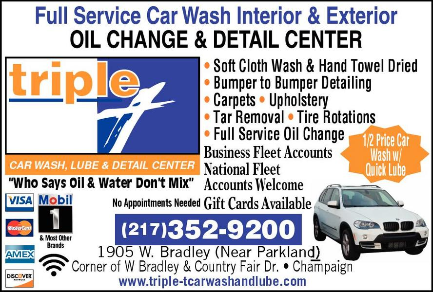 Triple T Car Wash Lube & Detail Center