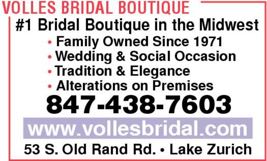 Volle's Bridal & Boutique