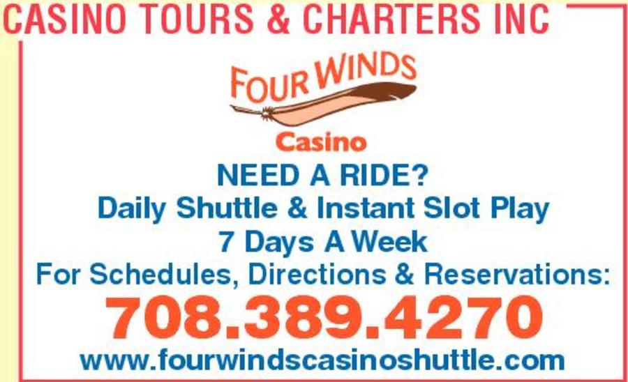Casino Tours & Charters Inc