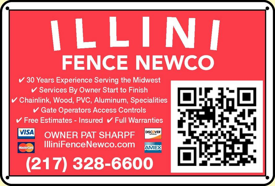 Illini Fence Newco