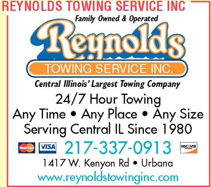 Reynolds Towing Service, Inc.
