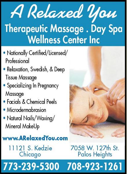 A Relaxed You Therapeutic Massage/Day Spa/Wellness Center, Inc.