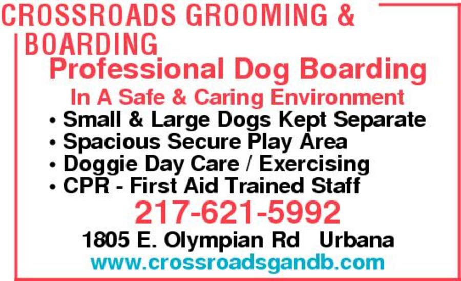 Crossroads Grooming & Boarding