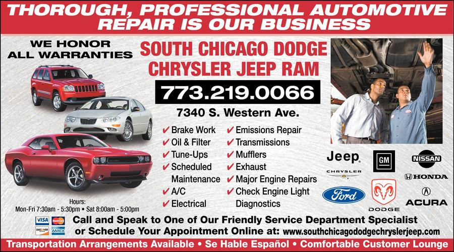 South Chicago Dodge