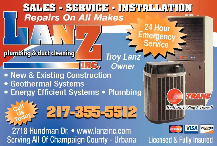 Lanz Heating & Cooling Inc
