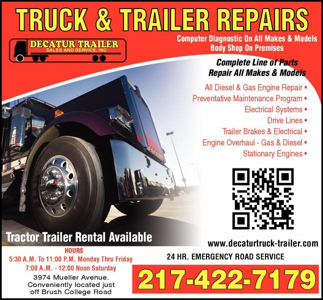 Decatur Trailer Sales & Service Inc