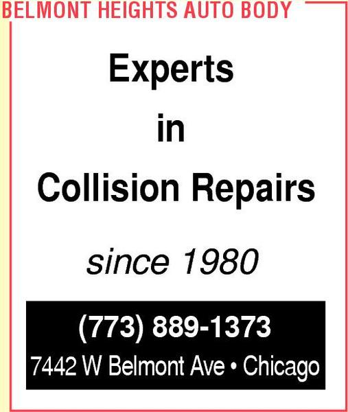 Belmont Heights Auto Body