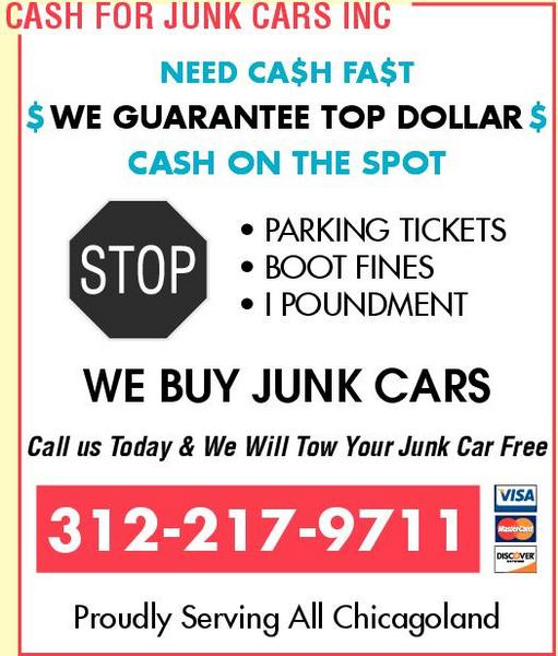 Cash 4 Junk Cars Inc