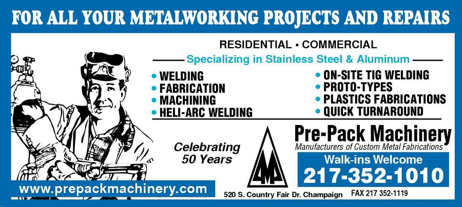 Pre-Pack Machinery Inc