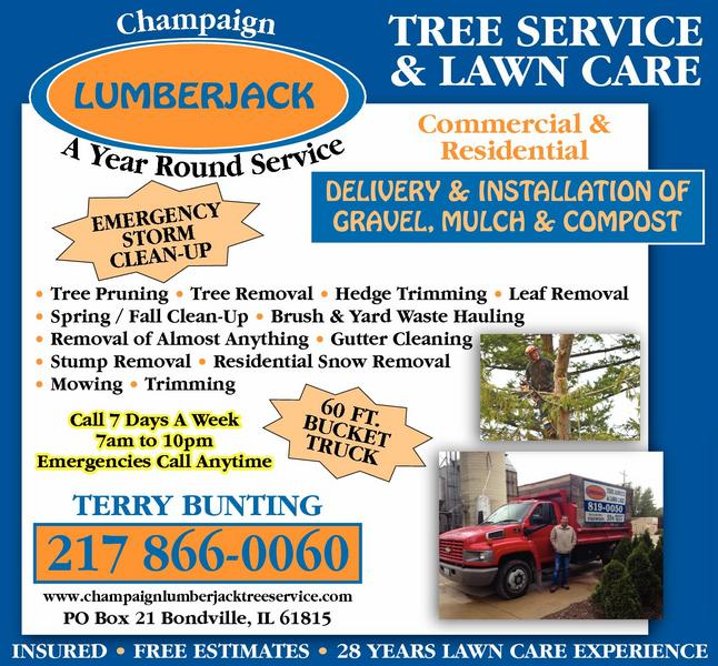 Lumber Jack Tree Service & Lawn Care