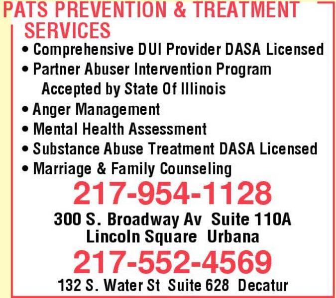 PATS Prevention & Treatment Services