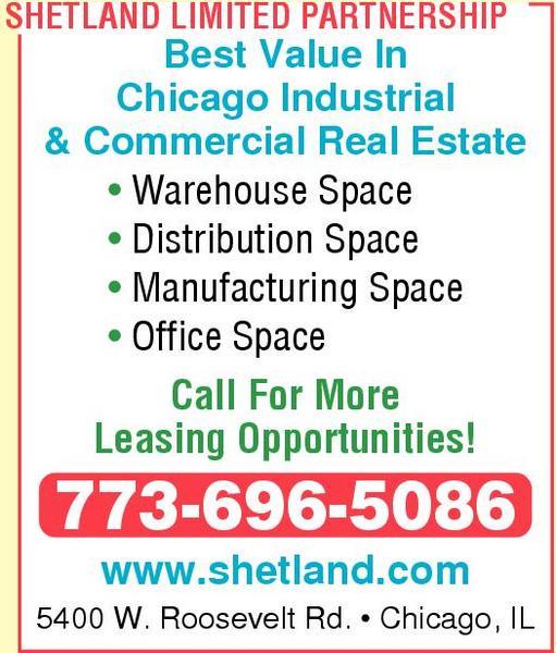 Shetland Limited Partnership