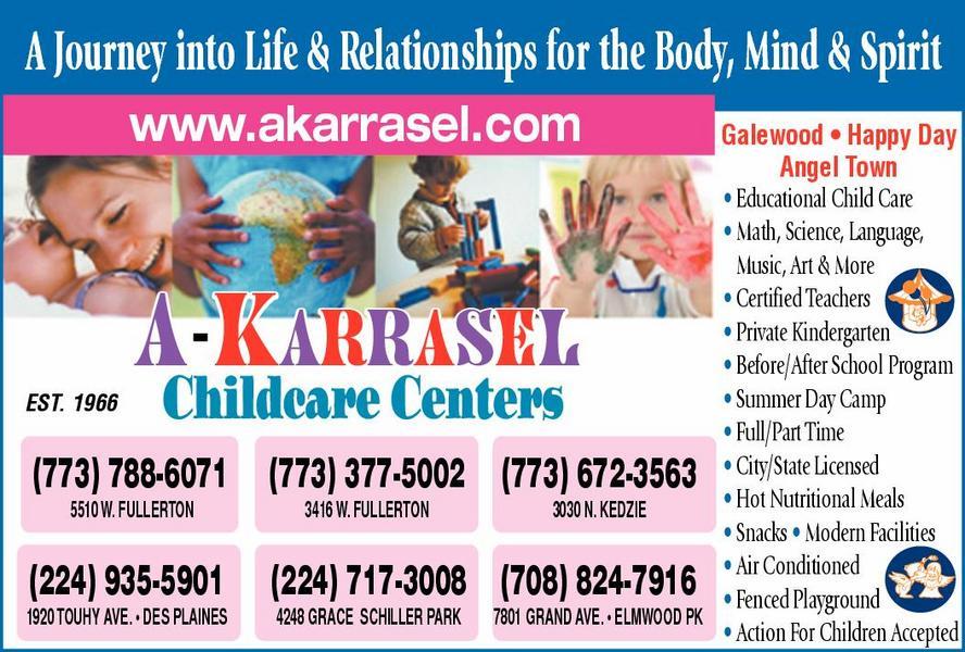 A Karrasel Child Care Centers