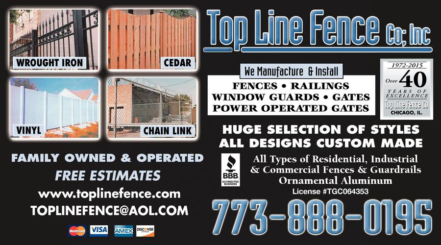 Top Line Fence